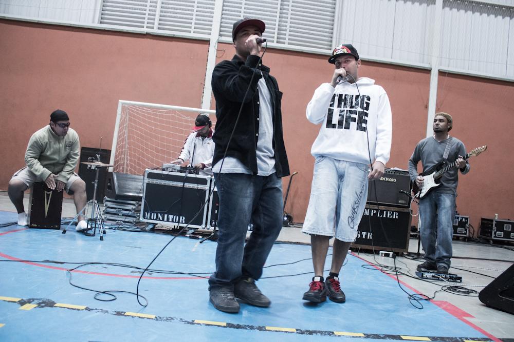 fotos show no sesi a e carvalho blog oficial do zamba rap clube
